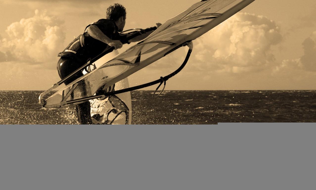 W Polsce także można uprawiać windsurfing