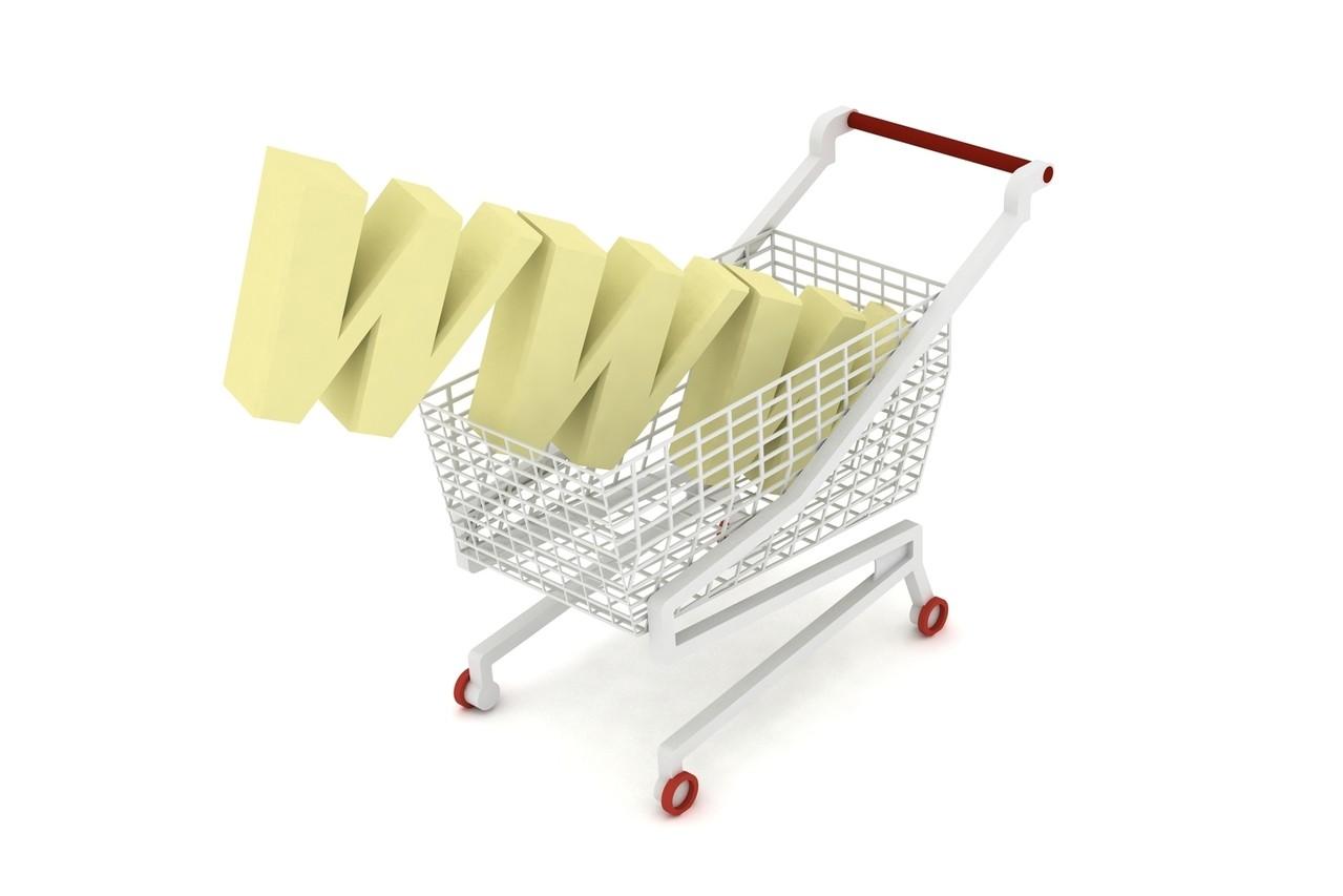 Handel w sieci czyli o sklepach internetowych